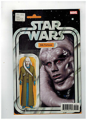 STAR WARS #45  1st Printing - Action Figure Variant Cover   / 2018 Marvel Comics