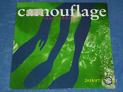 Camouflage - Heaven (I Want You)