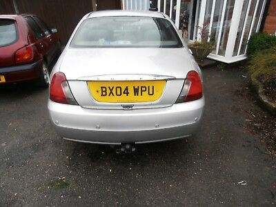 Rover 75  Automatic Connoisseur  Starlight Silver MBB