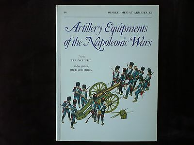 Osprey- Men At Arms- Artillery Equipment Of The Napoleonic Wars
