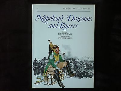 Osprey -  Men-at-Arms -  'Napoleon's Dragoons and Lancers'