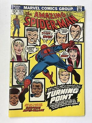 AMAZING SPIDER-MAN #121 June 1973  UNREAD Marvel Death of Gwen Stacy Key Issue