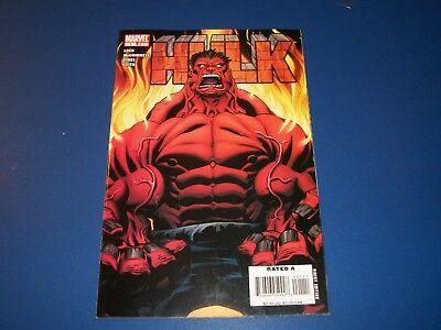 Incredible Hulk #1 1st Red Hulk Cover Centerfold detached
