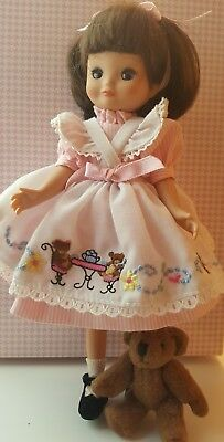 "Betsy McCall 8"" Tea Time With Teddy - Toy Shoppe Excl.  Ltd 300"