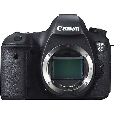 Canon EOS 6D Body Only *NEW* *IN STOCK*