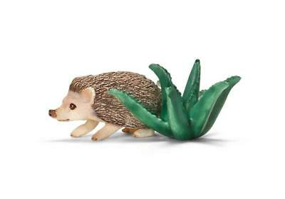 FOUR-TOED HEDGEHOG by Schleich/ toy/ 14676// RETIRED