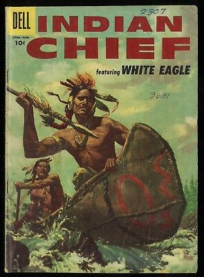 (Silver Age) Indian Chief #22