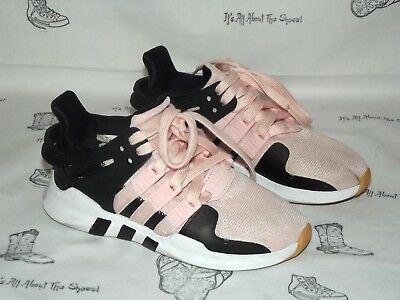 ADIDAS EQT Support ADV Pink/Black Sneakers Toddler Size 11