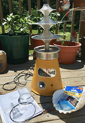 VTG Thai Power ISO2 Essential Oil Extractor w/ Instructions & Extras 1970s