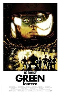 Green Lantern Vol. 5 (2011-2016) #40 (Tony Harris Movie Poster Variant)