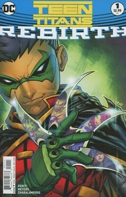 Teen Titans - Rebirth (2016) One-Shot