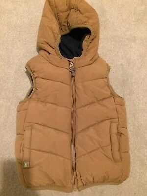 Boys NEXT Body Warmer 18-24 Months