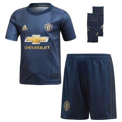 Adidas Manchester United Fc 3rd Mini Collegiate Royal   Night Navy   Matte  Gold 4cfab54d6ba