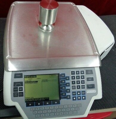 Hobart Quantum-1 Max Grocery Deli Meat Scale & Printer 29032-BJ ~Many Available~