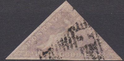Cape of Good Hope 1855/63 Triangle Used 6d Lilac SG ?
