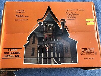 Dollhouse Wiring Kit - new in box