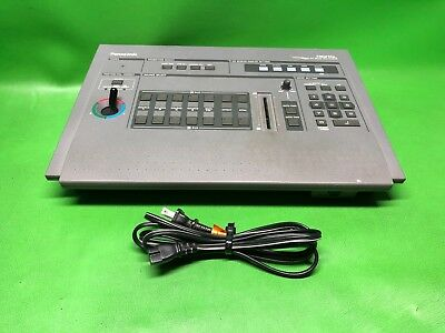 PANASONIC WJ-AVE55 Digital AV MIXER