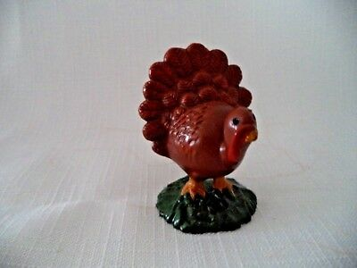 Hallmark Merry Miniatures 1974 Thanksgiving Turkey