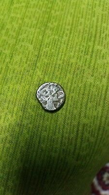 ancient copper india coin 850 A.D.