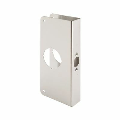 Defender Security Door Reinforcer Non-Recessed 1-3/8-Inch Thick by 2-3/8-Inch...