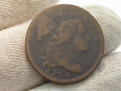 1794 (Head of a '94) US Large Cent.