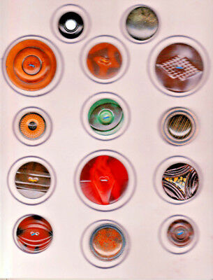 CARD CELLULOID TIGHT CAPS  BUTTONS METAL BACKS  large  CLOAK/ SHAW type mix lot