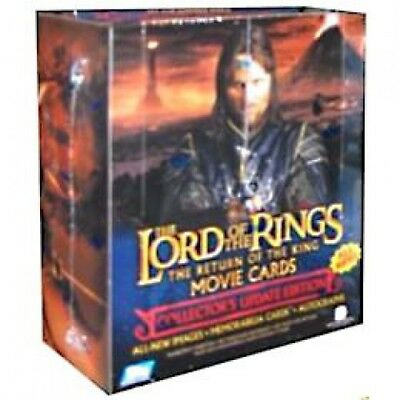 The Lord of the Rings The Return of the King Trading Card Box [Update Edition]