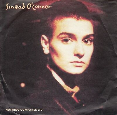 """7""""-  Sinead O'connor = Nothing Compares 2 U / Jump In The River"""