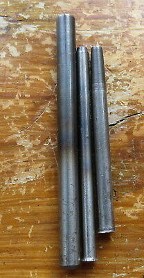 Vintage Collection Of Engineers Small Rivet Head Rounding Punches