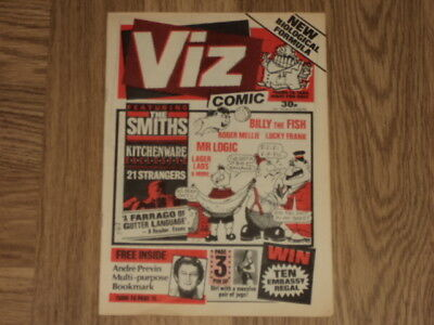 Viz Comic No 11 ORIGINAL & GENUINE