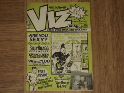 Viz Comic No 13 ORIGINAL & GENUINE