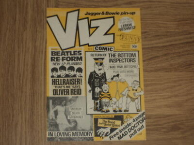 Viz Comic No 14 ORIGINAL & GENUINE