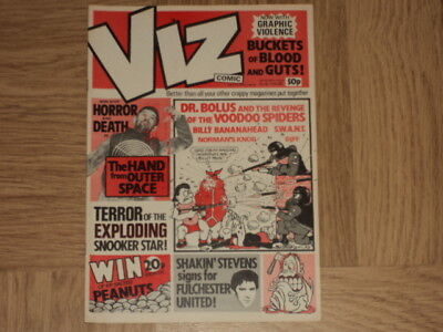 Viz Comic No 16 ORIGINAL & GENUINE