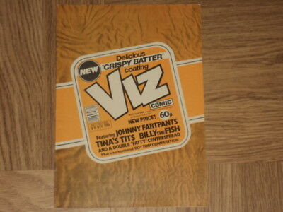 Viz Comic No 17 ORIGINAL & GENUINE