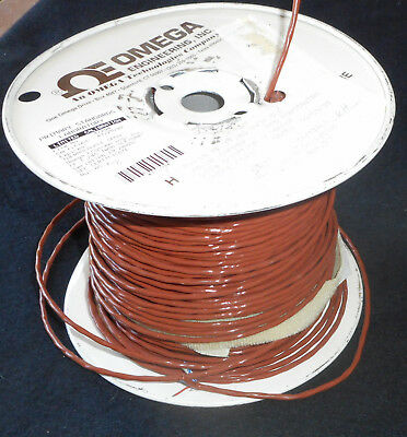 Type T Thermocouple Grade Stranded Wire * 24 AWG w/FEP Insulation * 25 feet