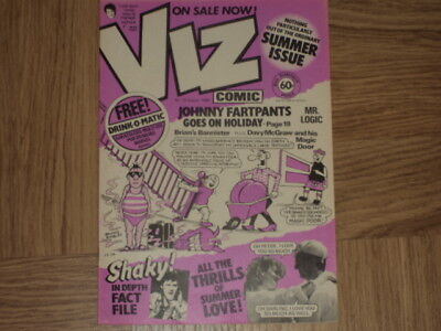 Viz Comic No 19 ORIGINAL & GENUINE