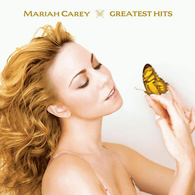 MARIAH CAREY ( NEW SEALED 2 x CD ) GREATEST HITS / THE VERY BEST OF COLLECTION