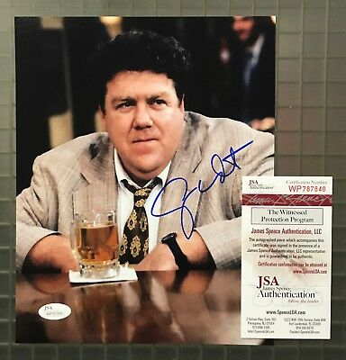 George Wendt Signed 8x10 Photo Autographed AUTO JSA WITNESSED COA