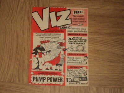 Viz Comic No 25A ORIGINAL & GENUINE