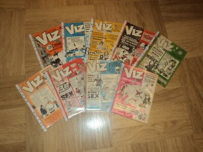 Viz Comic No 21 to 29 ORIGINAL & GENUINE