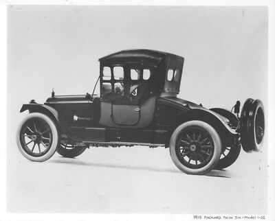 1915 Packard Twin Six Model 125 Runabout ORIGINAL Factory Photo oad1938