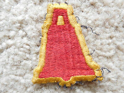 WWII US 19 Army Corps Obsolete Patch