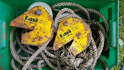 easy lift rig Lifting appliance clamps to any beam. Ideal for lifting & storing