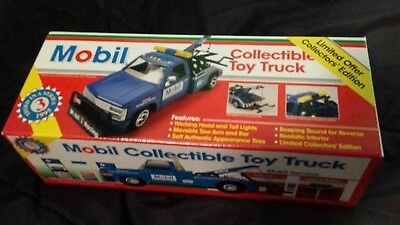 Mobil Collectible Toy Truck Collectors' Edition NIB