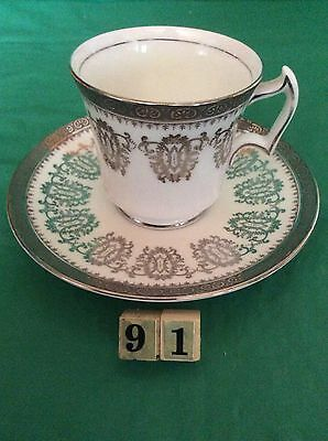 Royal Chelsea Bone China England Cup & Saucer