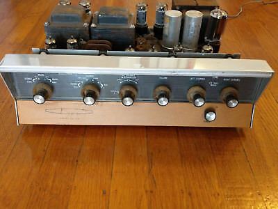 Heathkit AA-100 Integrated Tube Amplifier with Phono (Preamp+Amp)