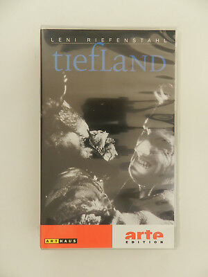 VHS Video Kassette Tiefland Leni Riefenstahl