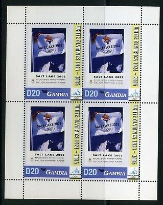 Gambia KB MiNr. 5643 postfrisch/ MNH Olympiade (Oly756