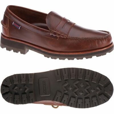 Sebago MOC Man VERSHIRE PENNY FGL BRUSHED Leisure Moccasin