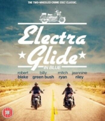 Electra Glide in Blue (Robert Blake, Mitchell Ryan) New Region B Blu-ray